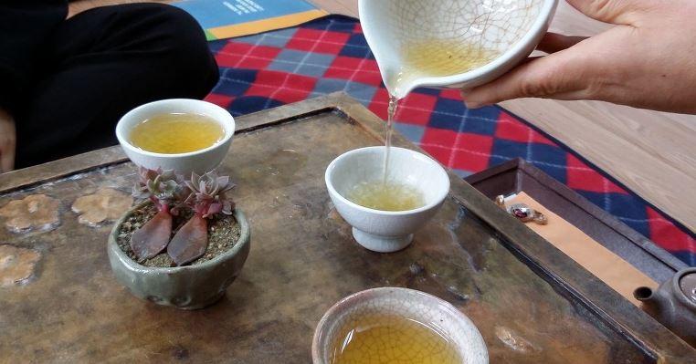 gele thee