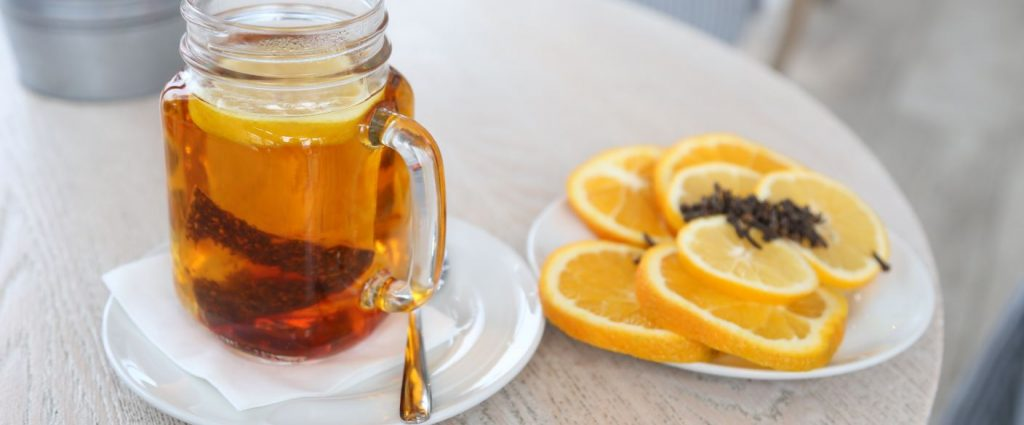 rooibos thee citroen